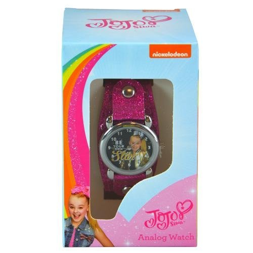 JoJo Siwa Bow Print Touch LED Watch | Claire's