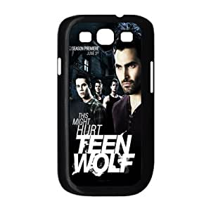 EVA Teen Wolf Samsung Galaxy S3 I9300 Case,Snap-On Protector Hard Cover for Galaxy S3