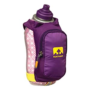 Nathan SpeedDraw Plus Insulated Flask, Imperial Purple, One Size