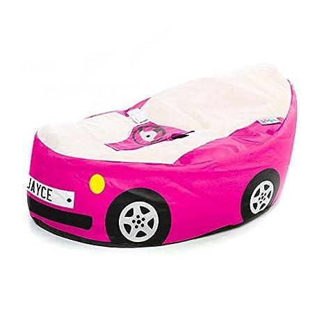 rucomfy puf de lujo Cuddle suave bebé de coche de carreras ...