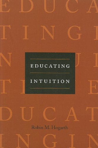Read Online Educating Intuition PDF