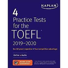 TOEIC Premier 2018-2019 with 4 Practice Tests: Online Book CD (Kaplan Test Prep) Kaplan Test Pre