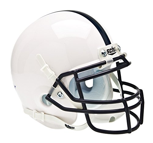 (Schutt NCAA Mini Authentic XP Football Helmet, Penn State Nittany)