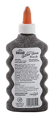 Elmer's Liquid Glitter Glue, Washable, Assorted Colors, 6 Ounces, 3 Count - Great for Making Slime Photo #3