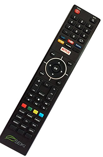 New SEIKI seiki Smart TV Remote Control for Seiki SE32HY19T