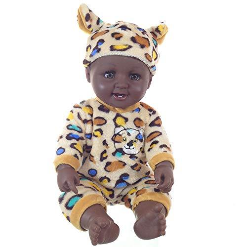 Bambola reborn di silicone del bambino della bambola di simulazione del bambino del silicone morbido morbido di simulazione della bambola bella bella del bambino sveglio del ragazzo del bambino
