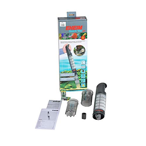 Eheim Quick Vacpro - Automatic Gravel Vacuum Cleaner Fish Tank Electric Sand Washer by Eheim (Image #4)