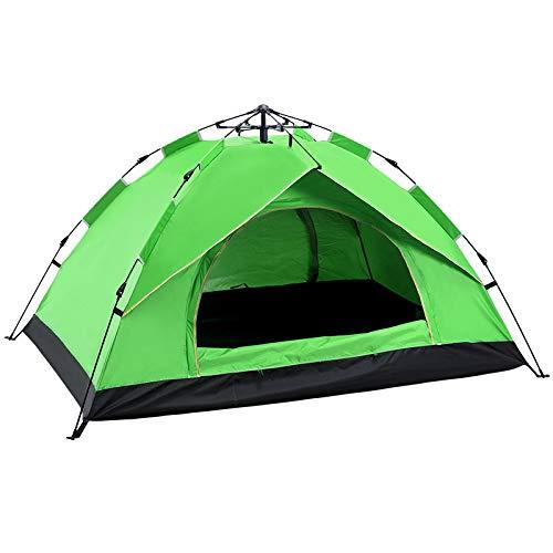 Kuppelzelt Outdoor-Zelt 2-3-4 Personen Automatisches Spring-Style-Schnellzelt