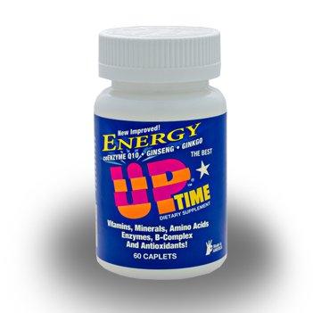 Supplément d'énergie Uptime - 60 Comprimés