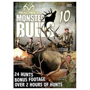 Realtree Outdoor Productions Monster Bulls 10 DVD (2012 Release)