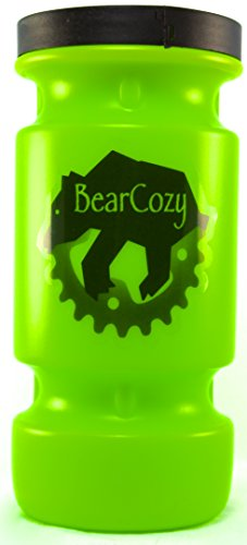 Bear Cozy - Bear Spray Water Bottle Mount for Bikes Fits 225g 7.9oz Only