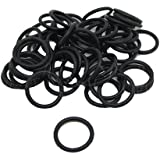 Scuba Choice AS-568-014 Scuba Diving NBR Nitrile Rubber O-Rings Pack (50-Piece)