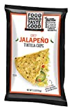 Food Should Taste Good, Tortilla Chips, Jalapeno, Gluten Free Chips, 5.5 Ounce For Sale