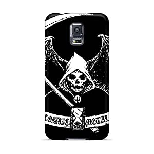 LauraAdamicska Samsung Galaxy S5 Perfect Hard Cell-phone Case Support Personal Customs Vivid Dissection Band Skin [Msn20123SMiH]