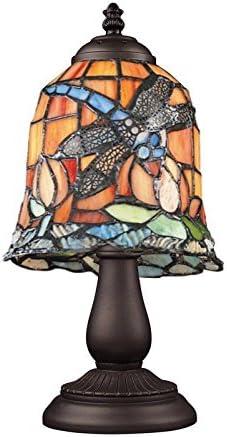 照明の一致ライトミニテーブルランプTiffanyブロンズ