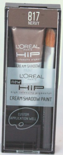 Amazon.com : L'Oreal HiP Cream Shadow Paints - Steely by L'Oreal ...