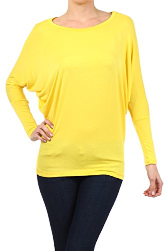 2LUV Womens Dolman Sleeve Jersey product image