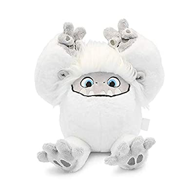 Chengbao Pillow Pets Doll AAbominable Everest Plush Figurine Snowman Plush Stuffed Toy Cushion Pillow Cosplay Gift for Kids Children Adult Xmas New Year Gift: Home & Kitchen