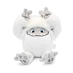 Chengbao Pillow Pets Doll AAbominable Everest Plush Figurine Snowman Plush Stuffed Toy Cushion Pillow Cosplay Gift for Kids Children Adult Xmas New Year Gift