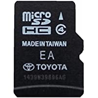 2016 2017 TOYOTA TACOMA Navigation Micro SD Sim Card Map Data Update OEM
