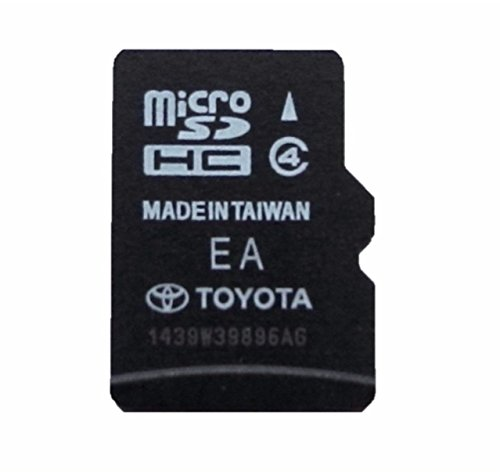2016 2017 TOYOTA TACOMA Navigation Micro SD Sim Card Map Data Update OEM by VJZ