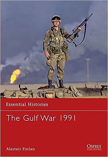 The gulf war 1991 essential histories alastair finlan the gulf war 1991 essential histories alastair finlan 9781841765747 amazon books sciox Gallery