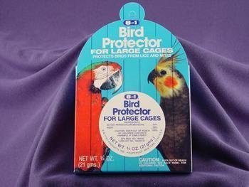 Bird Protector Mice and Lice Cage Protector Large, My Pet Supplies