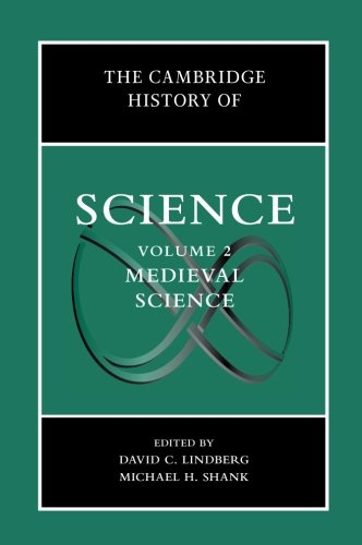 The Cambridge History of Science: Volume 2, Medieval Science