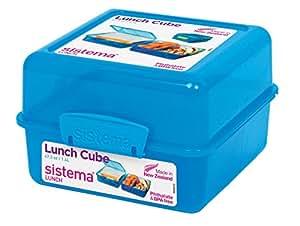 Sistema Lunch Cube - Recipiente para alimentos (1,4 l)