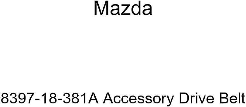 Mazda 8397-18-381A Accessory Drive Belt
