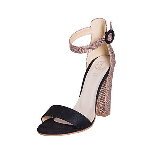 Chaussure Femme Studio La Fabriquées 35 Noir Chaussures Laminés Taille À Sangle Rangements Mode Daim Vipera En Viandes Et Excellente Skr Qualité 20 Cheville Creations Italie HIqxpAwx
