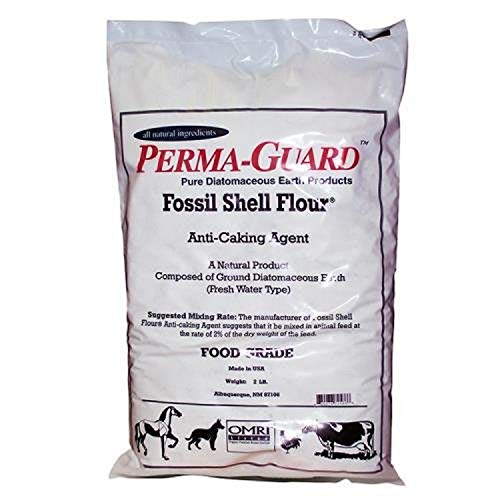 Perma Guard 704092 diatomaceous Earth, 2 lb, Brown/A