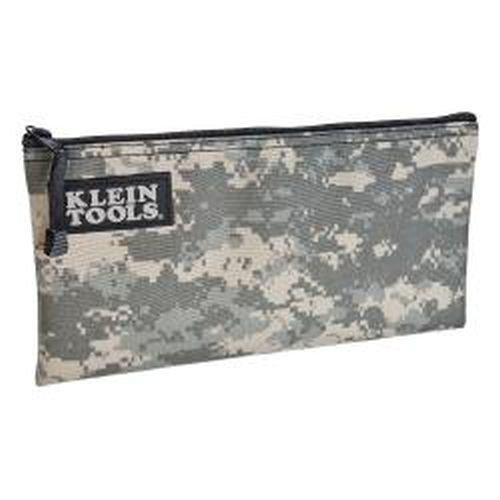 Price comparison product image Klein Tools 5139C Cordura Camouflage Zipper Bag