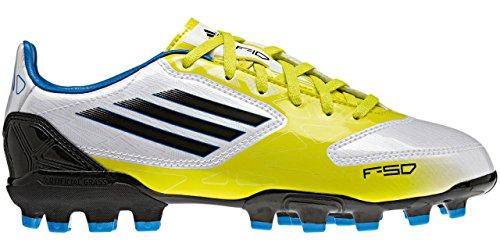 Adidas f10 tRX aG chaussures nockenschuhe chaussures de football pour enfant junior runwhi/noir