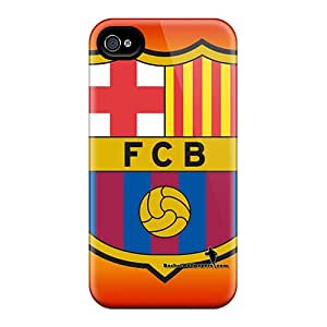 KerryParsons Iphone 6plus Shockproof Hard Phone Covers Unique Design HD Fc Barcelona Series [xTa16808Oyjs]