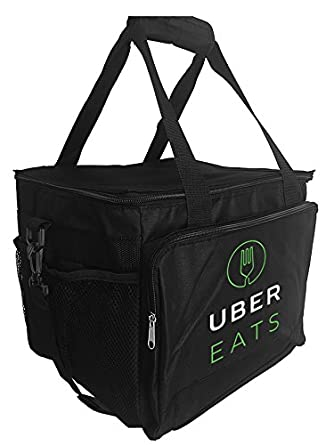By Photo Congress || Uber Eats Delivery Bag Canada