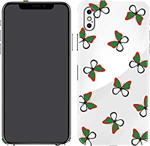 Switch iPhone X Skin Uae Butterfly Transparent