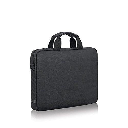 030918006627 - Solo Flatiron 16 Inch Laptop Slim Brief, Black carousel main 4