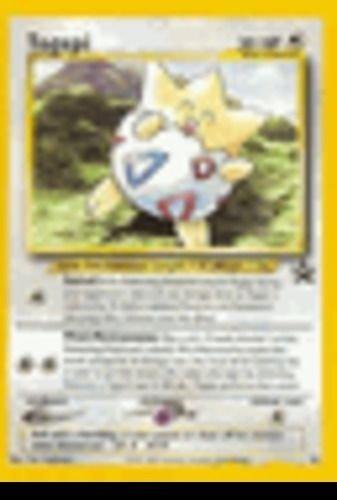 - Togepi - 30 - Promo Card #30 - Promotional Cards Pokemon Near Mint _#GER4T134D G54EG-4314123616