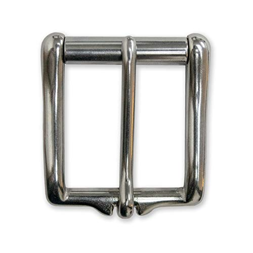 Steel Roller Buckle - Hanks 1.5