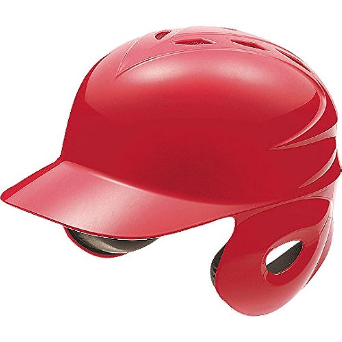 アルカイックスケート博物館ZETT(ゼット) 野球 硬式 バッター用 ヘルメット プロステイタス BHL170