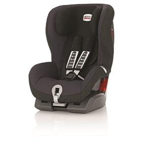 britax king plus forward facing group 1 car seat black. Black Bedroom Furniture Sets. Home Design Ideas