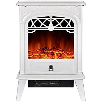 Amazon Com E Flame Usa Hamilton Electric Portable Fireplace Stove