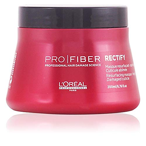L Oreal Professional Pro Fiber Rectify Masque, 6.76 Ounce
