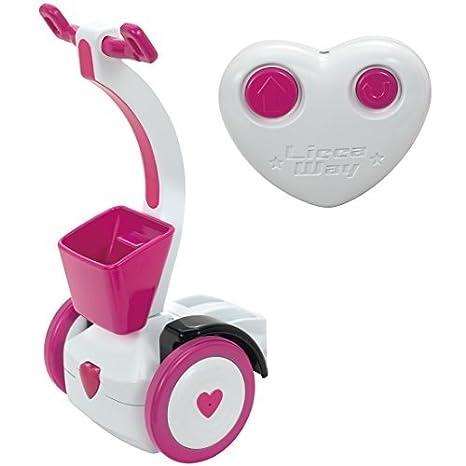Amazon.com: Importado de Japón Rika-chan patinete motorizado ...