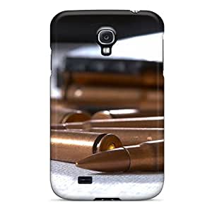 New Design Shatterproof BHXFqwg354Zywlf Case For Galaxy S4 (ak 47 Ammo)