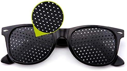 Peahop Gafas estenopeicas Plástico Cuidado