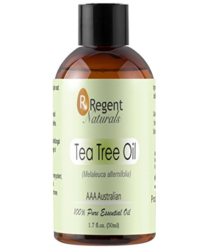 100% Percent Pure Tea Tree Essential Oil Organic. Therapeutic Grade Undiluted and great as anti fungal, acne. Get One - To Australia Usps Tracking