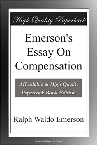 Library Essay In English Buy Emersons Essay On Compensation Book Online At Low Prices In India   Emersons Essay On Compensation Reviews  Ratings  Amazonin Essay Proposal Template also Business Essay Format Buy Emersons Essay On Compensation Book Online At Low Prices In  Ap English Essays
