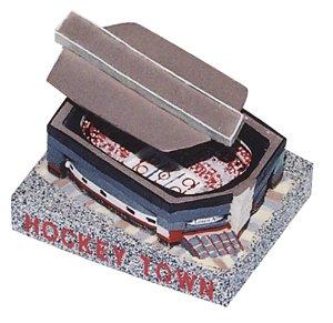 Joe Louis Arena - Joe Louis Arena Stadium Replica (Detroit Red Wings) - Silver Series